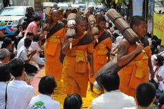 Buddhist Pilgrimage Royalty Free Stock Photography