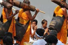 Buddhist Pilgrimage Stock Photos