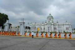 Buddhist Pilgrimage Stock Photography