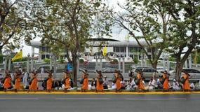 Buddhist Pilgrimage Royalty Free Stock Image