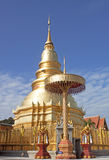 Buddhist places of worship Royalty Free Stock Photography