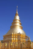 Buddhist places of worship Royalty Free Stock Image