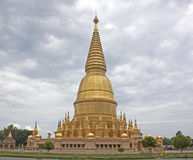 Buddhist places of worship Stock Photography