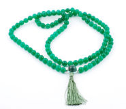 Buddhist Prayer Beads, from gem Royalty Free Stock Photos