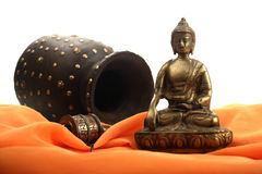 Buddhist relics Stock Photos