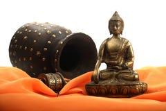 Buddhist relics Stock Photos