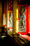 Buddhist reliefs Royalty Free Stock Image