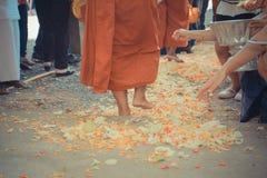 Buddhist religion. Royalty Free Stock Photos