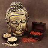 Buddhist Ritual Stock Images