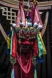 Buddhist ritual mask. Royalty Free Stock Photography