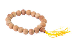 Buddhist rosary Stock Images