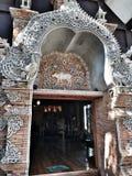 Buddhist& x27; s świątynia w Bangkok zdjęcia royalty free