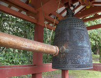 Buddhist Sacred Bell Royalty Free Stock Image