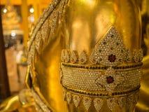 Buddhist Saint Jewelry Statue Stock Images