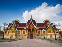 Buddhist Sanctuary Royalty Free Stock Photo