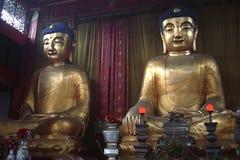 Buddhist Shrine. Guangzhou, China Stock Images