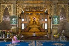 Botatung Pagoda - Yangon - Myanmar (Burma) Stock Photography
