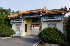 Buddhist shrine Stock Photo