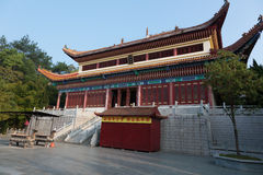 Buddhist shrine Royalty Free Stock Photo