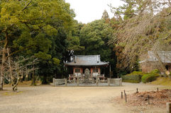 Buddhist Shrine at Daigo-Ji Temple Stock Images