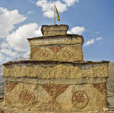 Buddhist shrine Stock Photography