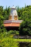 Buddhist Shrine at Disney's Animal Kingdom, Orlando Florida. Royalty Free Stock Photography