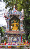 Buddhist Shrine Lychee Bay Luwan Guangzhou Guangdong China Royalty Free Stock Photos