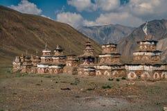 Buddhist shrines Royalty Free Stock Image