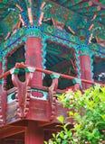 Buddhist Sinheungsa Temple in Seoraksan National Park, South kor Stock Image