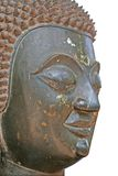 Buddhist Statue Head Royalty Free Stock Image