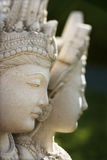 Buddhist Statue of Kuan Yin Stock Photo