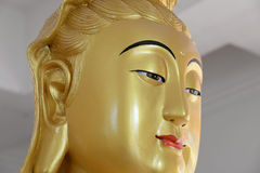 Buddhist Statue of Kuan Yin Royalty Free Stock Photography