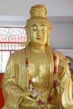 Buddhist Statue of Kuan Yin Royalty Free Stock Photos