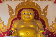 A Buddhist statue Royalty Free Stock Image