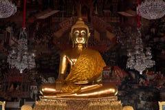 Buddhist statue Stock Photography