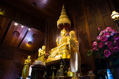 Buddhist statue. Stock Images