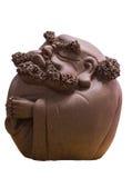Buddhist statues Stock Image
