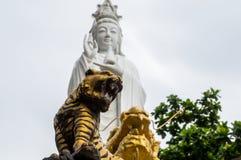 Buddhist statues Stock Photos
