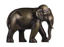 Buddhist Statuette of elephant Royalty Free Stock Images