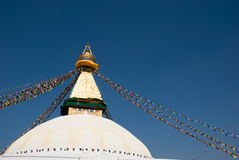 Buddhist stupa Royalty Free Stock Photography