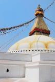 Buddhist stupa Stock Photography