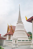 Buddhist stupa in Bangkok, Thailand Stock Photo