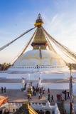 Buddhist stupa - Buddhist place of worship Royalty Free Stock Images