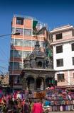 Buddhist stupa - Buddhist place of worship Stock Photo