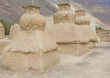 Buddhist stupa Stock Images