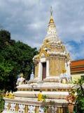 Buddhist stupa Phnom Penh, Cambodia Royalty Free Stock Image