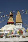 Buddhist Stupa S In Kathmandu Royalty Free Stock Photography