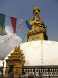 Buddhist stupa Royalty Free Stock Photo