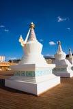 Buddhist stupa Royalty Free Stock Photos