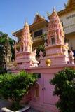 Buddhist  stupas Royalty Free Stock Photos